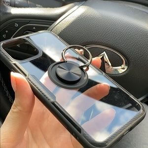 Magnetic Ring Case For iPhone 11 PRO